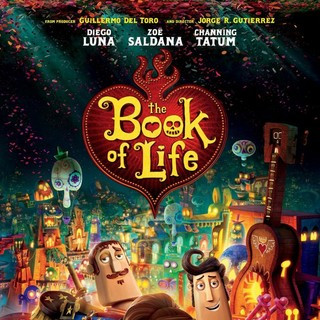 Book of Life, The - Poster of 20th Fox Century's The Book of Life (2014)