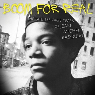 Poster of Magnolia Pictures' Boom for Real: The Late Teenage Years of Jean-Michel Basquiat (2018)