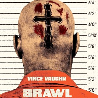 Poster of RLJ Entertainment's Brawl in Cell Block 99 (2017)