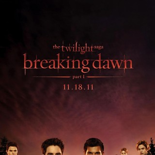 Poster of Summit Entertainment's The Twilight Saga's Breaking Dawn Part I (2011) - breaking-dawn1-poster02