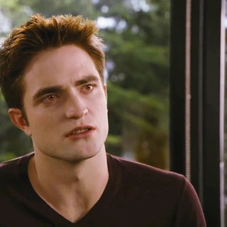Robert Pattinson stars as Edward Cullen in Summit Entertainment's The Twilight Saga's Breaking Dawn Part II (2012)
