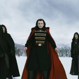 Michael Sheen stars as Aro in Summit Entertainment's The Twilight Saga's Breaking Dawn Part II (2012)