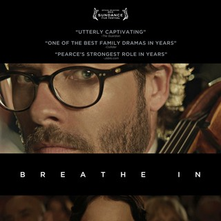 Poster of Cohen Media Group's Breathe In (2013)