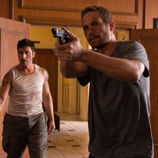 David Belle stars as Lino and Paul Walker stars as Damien in Relativity Media's Brick Mansions (2014) - brick-mansions04