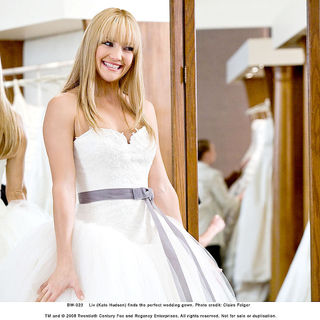 Kate Hudson stars as Liv in Fox 2000 Pictures' Bride Wars (2009). Photo credit by Claire Folger.