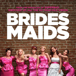 Poster of Universal Pictures' Bridesmaids (2011)