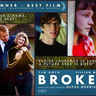 Poster of Film Movement's Broken (2013)