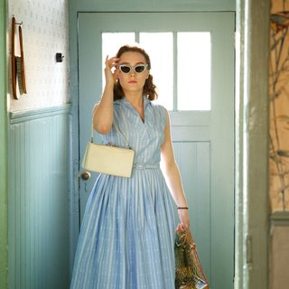 Saoirse Ronan stars as Ellis Lacey in Fox Searchlight Pictures' Brooklyn (2015) - brooklyn-image04