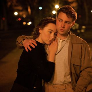 Saoirse Ronan stars as Ellis Lacey and Emory Cohen stars as Tony in Fox Searchlight Pictures' Brooklyn (2015) - brooklyn07