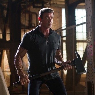 Sylvester Stallone stars as Jimmy Bobo in Warner Bros. Pictures' Bullet to the Head (2012)