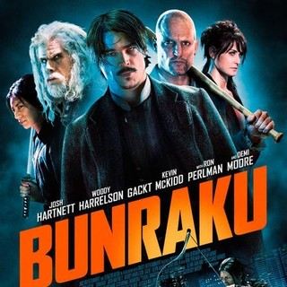 Poster of ARC Entertainment's Bunraku (2011) - bunraku-poster01