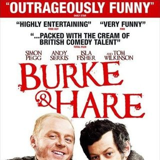 Poster of IFC Films' Burke and Hare (2011)