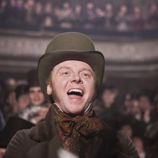 Simon Pegg stars as William Burke in IFC Films' Burke and Hare (2011)