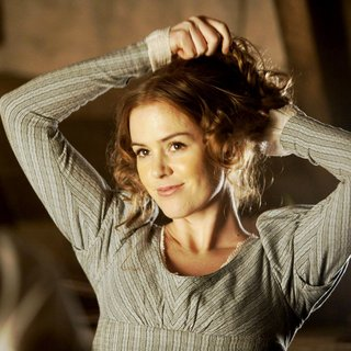 Isla Fisher stars as Ginny in IFC Films' Burke and Hare (2011)