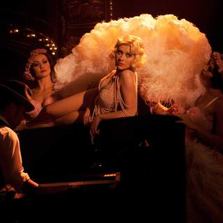 Christina Aguilera stars as Ali Rose in Screen Gems' Burlesque (2010)