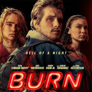 Poster of Momentum Pictures' Burn (2019)
