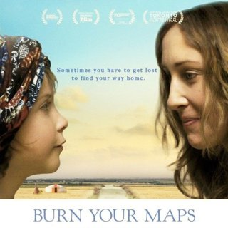 Poster of Vertical Entertainment' Burn Your Maps (2017)