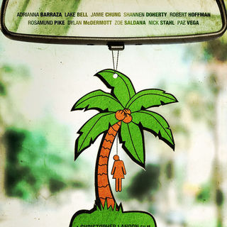 Poster of New Films Cinema's Burning Palms (2011)