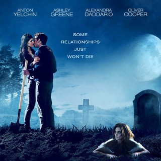 Poster of Image Entertainment's Burying the Ex (2015) - burying-the-ex-poster01