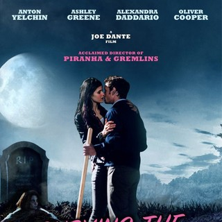 Poster of Image Entertainment's Burying the Ex (2015) - burying-the-ex-poster02