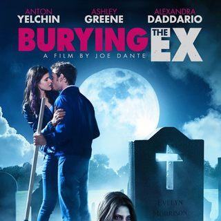 Poster of Image Entertainment's Burying the Ex (2015) - burying-the-ex-poster03