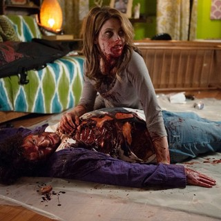 Ashley Greene stars as Evelyn in Image Entertainment's Burying the Ex (2015) - burying-the-ex04