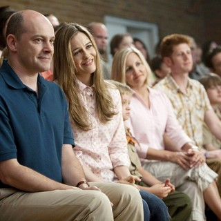 Rob Corddry stars as Ethan Emmet and Alicia Silverstone stars as Julie Emmet in The Weinstein Company's Butter (2012)