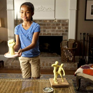 Yara Shahidi stars as Destiny in The Weinstein Company's Butter (2012)