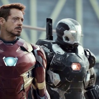 Robert Downey Jr. stars as Tony Stark/Iron Man in Marvel Studios' Captain America: Civil War (2016)