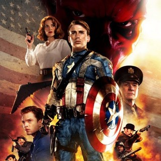 Poster of Paramount Pictures' Captain America: The First Avenger (2011) - ca-the-first-avenger-poster07