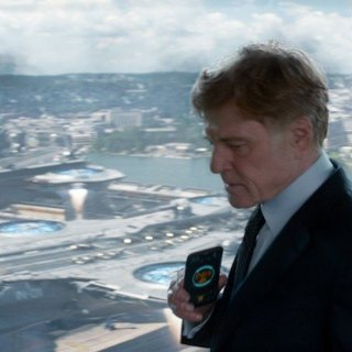 Robert Redford stars as Alexander Pierce in Walt Disney Pictures' Captain America: The Winter Soldier (2014) - ca-the-winter-soldier-img02