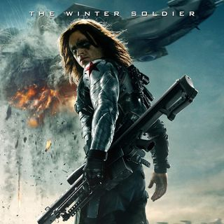 Poster of Walt Disney Pictures' Captain America: The Winter Soldier (2014) - ca-the-winter-soldier-pstr02