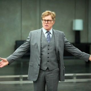 Robert Redford stars as Alexander Pierce in Walt Disney Pictures' Captain America: The Winter Soldier (2014) - ca-the-winter-soldier-still08
