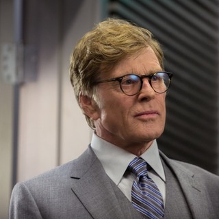 Robert Redford stars as Alexander Pierce in Walt Disney Pictures' Captain America: The Winter Soldier (2014) - ca-the-winter-soldier-still10