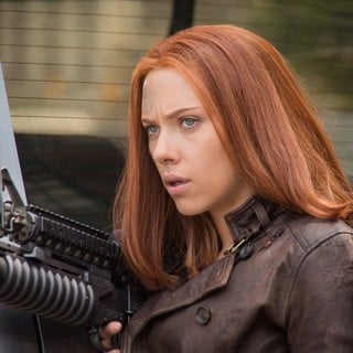 Captain America: The Winter Soldier - Scarlett Johansson stars as Natasha Romanoff/Black Widow in Walt Disney Pictures' Captain America: The Winter Soldier (2014)