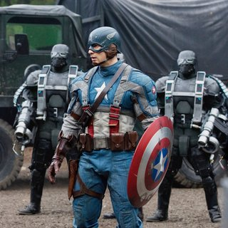 Captain America: The First Avenger Picture 10