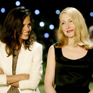 Elena Anaya stars as Kathryn and Patricia Clarkson stars as Juliette Grant in IFC Films' Cairo Time (2010)