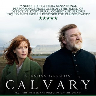 Poster of Fox Searchlight Pictures' Calvary (2014)