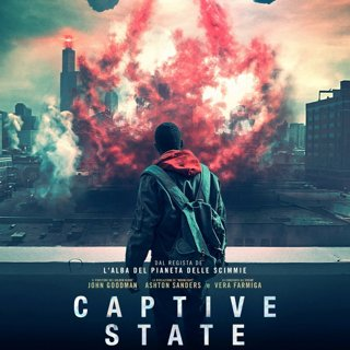 Poster of Focus Features' Captive State (2019)