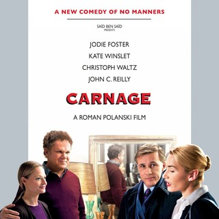 Poster of Sony Pictures Classics' Carnage (2011) - carnage-poster01