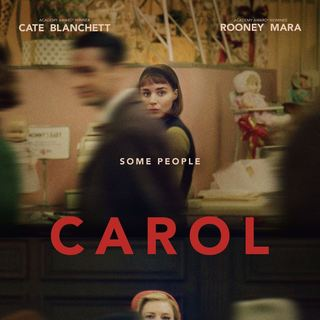 Poster of The Weinstein Company's Carol (2015) - carol-poster02