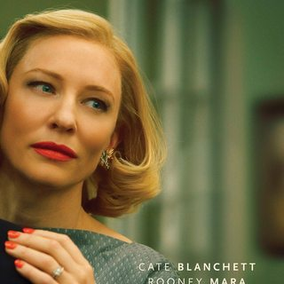 Poster of The Weinstein Company's Carol (2015) - carol-poster05