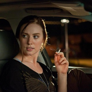 Deborah Ann Woll stars as Dawn in Anchor Bay Films' Catch .44 (2011) - catch-44-09