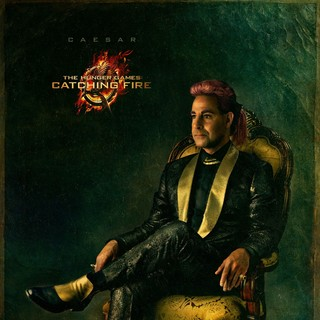 Hunger Games: Catching Fire, The - Poster of Lionsgate Films' The Hunger Games: Catching Fire (2013)