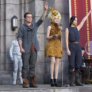 The Hunger Games: Catching Fire Picture 23