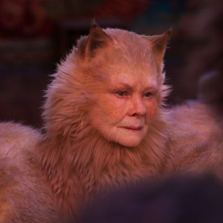 Judi Dench stars as Old Deuteronomy in Universal Pictures' Cats (2019)