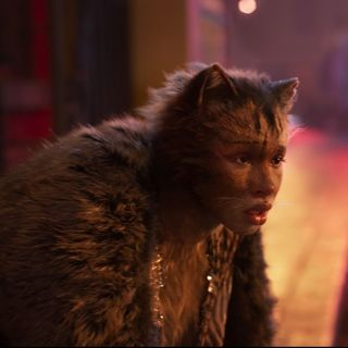 Jennifer Hudson stars as Grizabella in Universal Pictures' Cats (2019)