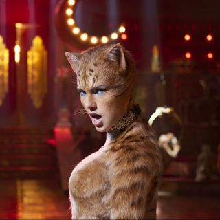 Taylor Swift stars as Bombalurina in Universal Pictures' Cats (2019)