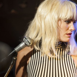 Malin Akerman stars as Debbie Harry in XLrator Media's CBGB (2013)