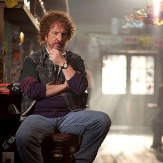Alan Rickman stars as Hilly Kristal in XLrator Media's CBGB (2013)